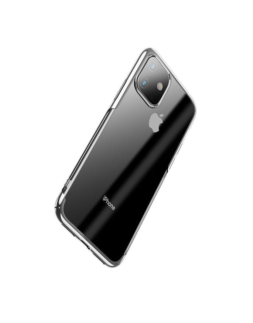 کاور باسئوس مدل WIAPIPH61S-DW0S مناسب برای گوشی موبایل اپل iPhone 11