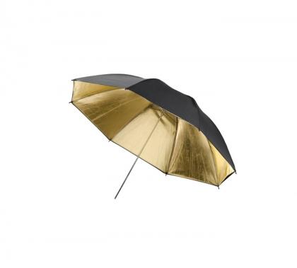 چتر داخل طلایی 90cm