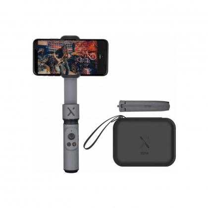 لرزشگیر دو محوره موبایل مدل Zhiyun-Tech SMOOTH-X (کیت کومبو)