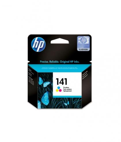 کارتریج جوهرافشان اچ پی رنگی HP 141 Color