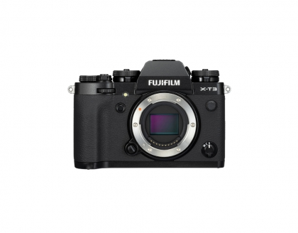 بدنه دوربین FUJIFILM X-T3