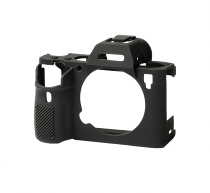 کاور سیلیکونی برای دوربین سونی a7 III (مشکی)