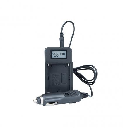 شارژر باتری سونی F750 و F970 (شارژ با برق مستقیم + برق ماشین)