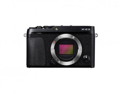 بدنه دوربین FUJIFILM X-E3