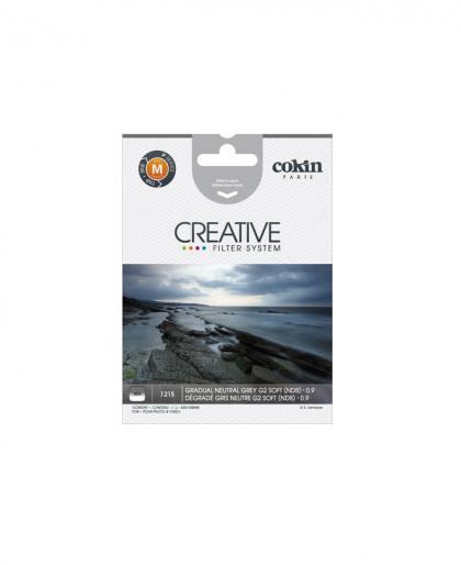 Cokin 121S Gradual Grey G2 Soft ND8