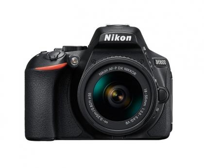 دوربین نیکون D5600 + AF-P 18-55mm VR