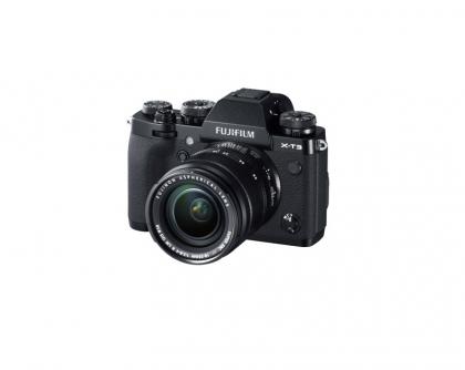 Fujifilm X-T3 + 18-55mm