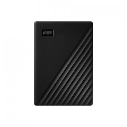 هارددیسک اکسترنال وسترن دیجیتال مدل My Passport ظرفیت 4 ترابایت USB 3.2