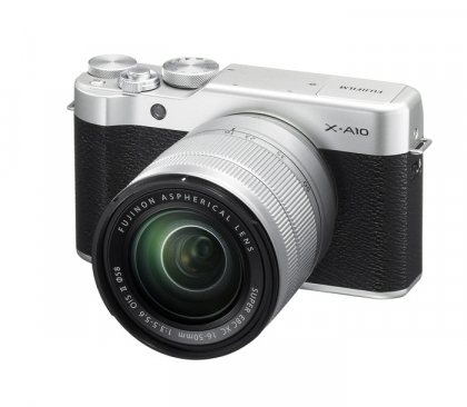 دوربین فوجی X-A10 + 16-50mm OIS II