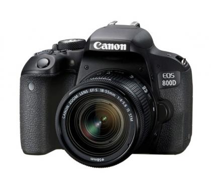 دوربین کانن EOS 800D + 18-55mm IS STM