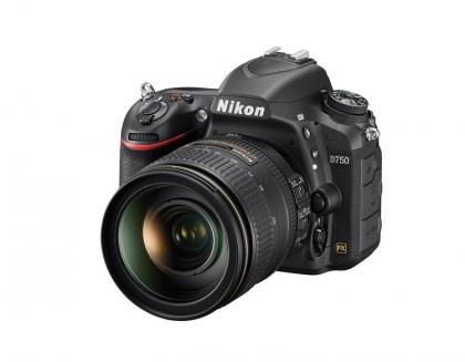 دوربین نیکون D750 + 24-120mm VR