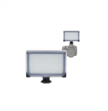 نور LED روی دوربین T-99