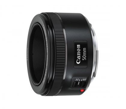 لنز کانن EF 50mm f/1.8 STM (دست دوم)