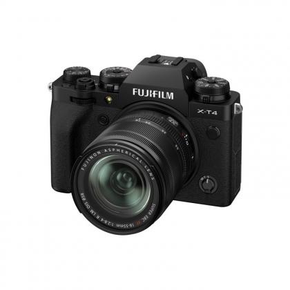 دوربین Fujifilm X-T4 + 18-55mm