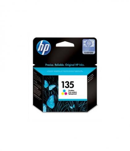 کارتریج جوهرافشان اچ پی رنگی HP 135