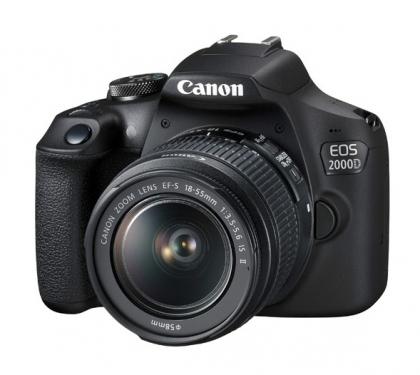 دوربین کانن EOS 2000D + 18-55mm IS II