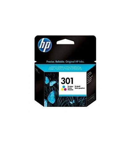کارتریج جوهرافشان اچ پی رنگی HP 301 Color