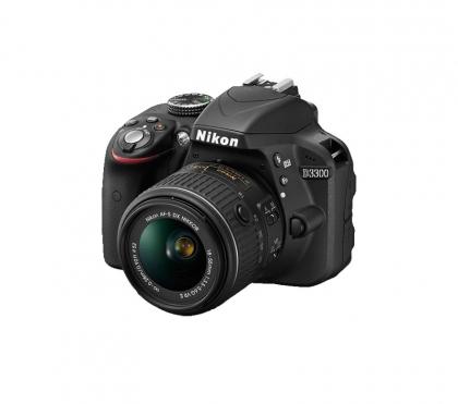 دوربین نیکون D3300 +18-55mm