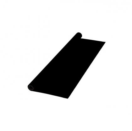 پرده مشکی سایز 3x5 لوله پلاستیکی (فون شطرنجی)