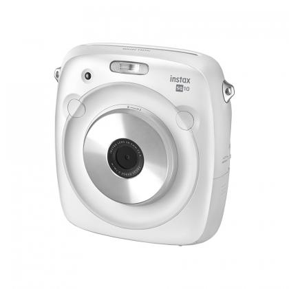 دوربین چاپ سریع دیجیتال فوجی Instax Square SQ10 (سفید)