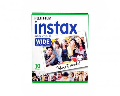 کاغذ دوربین instax WIDE