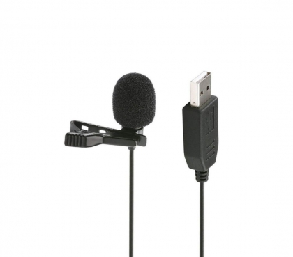 میکروفن یقهای USB مدل SR-ULM7