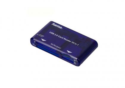 کارت خوان هاما USB 2.0 35in1