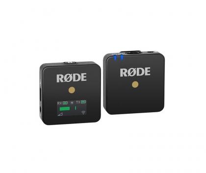 میکروفن یقهای بیسیم Rode Wireless GO