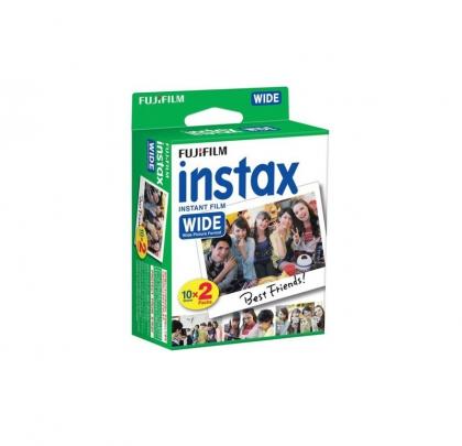 فیلم دوربین instax WIDE  (دوبسته دهتایی)