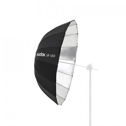 چتر پارابولیک 105 سانت داخل نقرهای مدل  Godox UB-105S