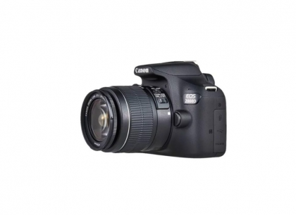 دوربین کانن EOS 2000D + 18-55mm DC III  (دست دوم)