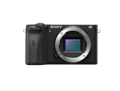 بدنه دوربین SONY Alpha a6600