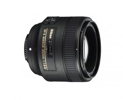 لنز Nikon AF-S 85mm f/1.8 G