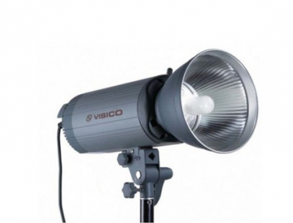 فلاش استودیویی VISICO با قدرت 300 ژول (دست دوم)