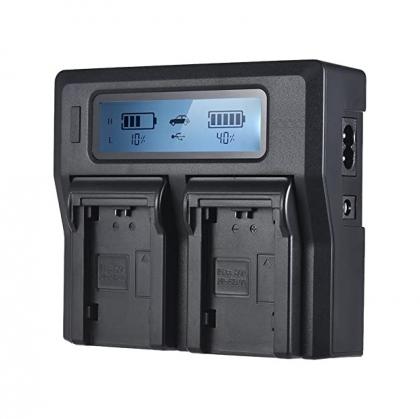 شارژر دوتایی برای باتری سونی NP-FZ100
