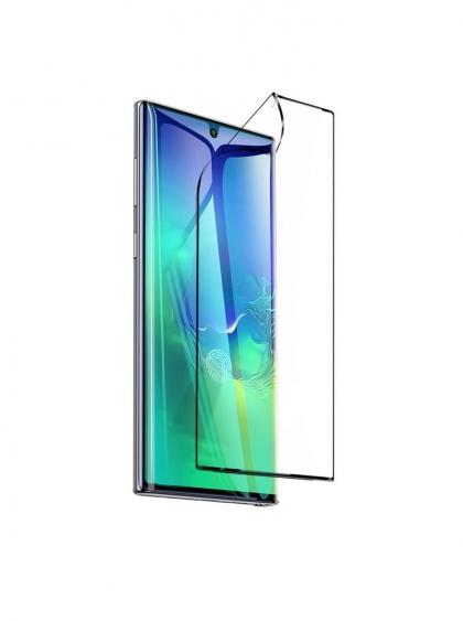 محافظ صفحه نمایش باسئوس مدل SGSANOTE10-KR01 مناسب برای گوشی موبایل سامسونگ Galaxy Note 10 (بسته دو عددی)