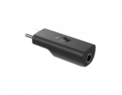 تبدیل USB-C به ورودی میکروفن 3.5mm برای Osmo Pocket