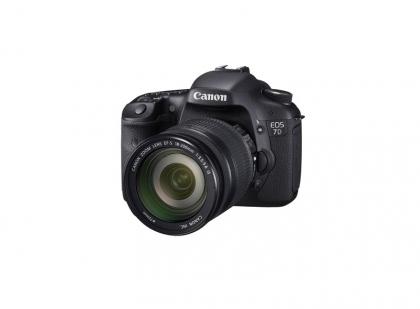 دوربین کانن EOS 7D + 15-85mm USM (دست دوم)
