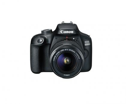 دوربین کانن EOS 4000D + 18-55mm IS II