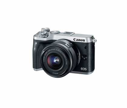 Canon EOS M6 + 15-45mm IS STM