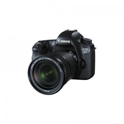 دوربین کانن EOS 6D + 24-105mm STM