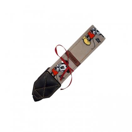 بند دوربین ترنگ طرح میکی ماوس کد T346