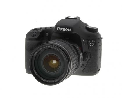 دوربین کانن EOS 7D با لنز EF-S 18-135mm IS (دست دوم)