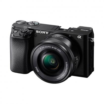 دوربین بدون آینه سونی مدل Alpha a6100 به همراه لنز 16-50 میلی متر OSS
