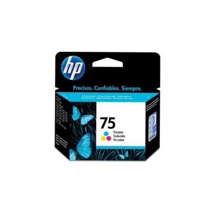 کارتریج جوهرافشان اچ پی رنگی HP 75 Color