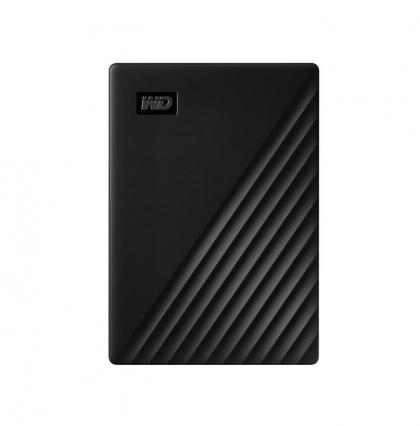 هارددیسک اکسترنال وسترن دیجیتال مدل My Passport ظرفیت 2 ترابایت USB 3.2