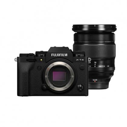 دوربین Fujifilm X-T4 + 16-55mm