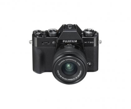 FUJIFILM X-T20 + 15-45mm