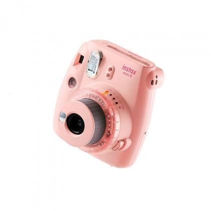 دوربین چاپ سریع فوجی فیلم مدل Instax Mini 9 سری Limited Edition (صورتی)