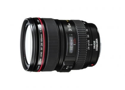 لنز Canon EF 24-105mm f/4 L IS USM (دست دوم)